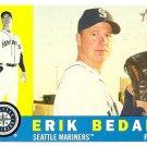 2009 Topps Heritage Erik Bedard #424 Mariners