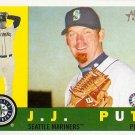 2009 Topps Heritage J.J. Putz #371 Mariners