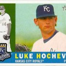 2009 Topps Heritage Luke Hochevar #353 Royals