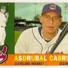2009 Topps Heritage Asdrubal Cabrera #342 Indians