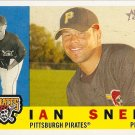 2009 Topps Heritage Ian Snell #340 Pirates