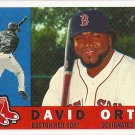 2009 Topps Heritage David Ortiz #332 Red Sox