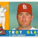 2009 Topps Heritage Troy Glaus #331 Cardinals