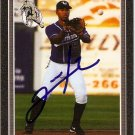 Jose Lopez Autographed/Signed SGA Card Mariners