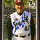 Charlie Hough Autographed/Signed SGA Card Dodgers,Rangers