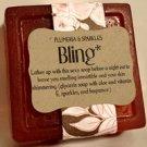 Plumeria & Sparkles - Bling