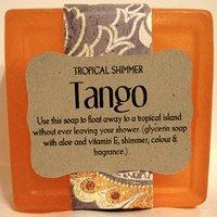 Tropical Shimmer Soap - Tango