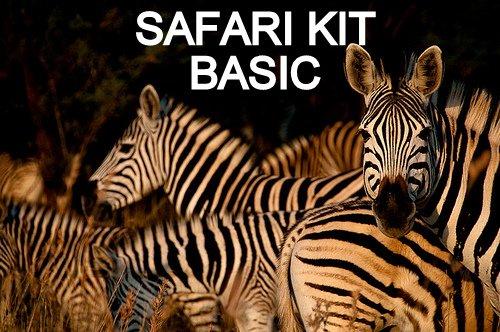 Safari Packing Kit - Basic