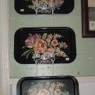 Vintage Kitchen Trays