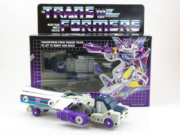 Transformers G1 OCTANE KO Reissue Brand New E