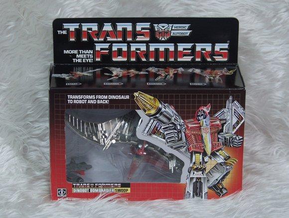 Transformers G1 SWOOP Reissue KO Brand New Y