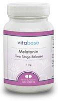 SV5565- Melatonin Two Stage Release-90 Caplets