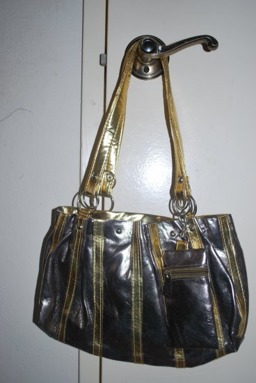 DESIGNER INSPIRED LEATHER LOOK LIKE HAND BAGS
