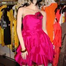 SO FABULOUS HOT PINK TUTU DRESS SIZE  MED 6 - 8