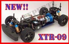 NEW! RTR 1/10 Electric Radio Control 4WD Touring / Drift Car XTR-09 ~ INNOVA RACING