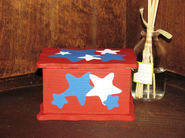 Country Star box