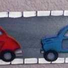 Hand Painted Car Clipboard