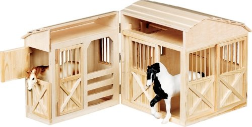 Melissa and Doug - Folding Horse Stable - 785