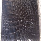 100% Genuine Crocodile Skin Leather Wallet