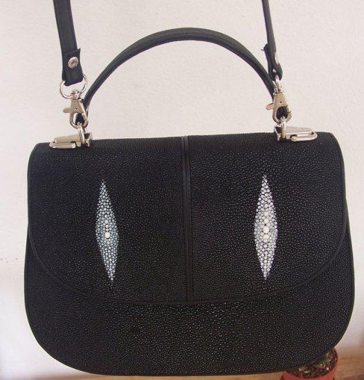 100% Genuine Luxury Stingray Handbag