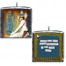 Embrace Your Inner Cowgirl COWGIRL themed art collage pendant necklace charm