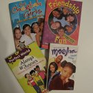 Lot of Four Girl's Topic Books:  Mixed Girls Friendship (Paperbacks)