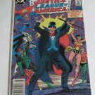 DC Comic Justice League of America July 1985