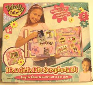 Totally Me! It's a Girl's Life Scrapbook Kit