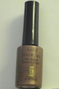 Avon Color Last Nail Polish Enamel Bronze Breeze Old Stock