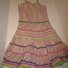 Multi-colored Striped Sundress size 12, The Children's Place