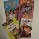 Girl's Topic Books: Friendship (Paperbacks), Lot of Four