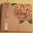 "Lavendar Scrapbook 9"" x 8 1/2"" Album Kit"