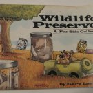 Wildlife Preserves by Gary Larson (1989, Paperback) Collection #10