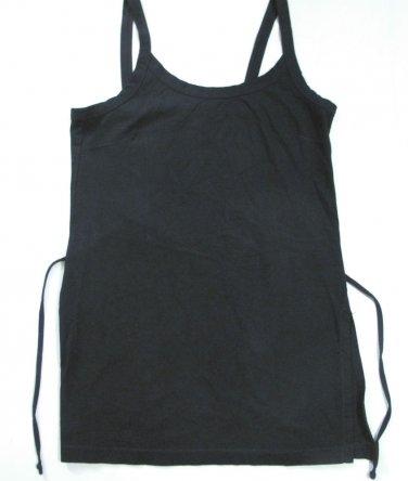 Women's Sleeveless Black Tunic Size S, 5/6