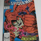 Marvel Comic Web of Spider-Man The Awakening No 47 February 1989