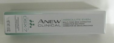 Avon Anew Clinical Absolute Even Multi-Tone Skin Corrector