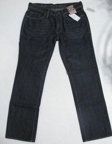Women's Arizona Blue Dark Rinse Skinny Jeans Size 32 waist