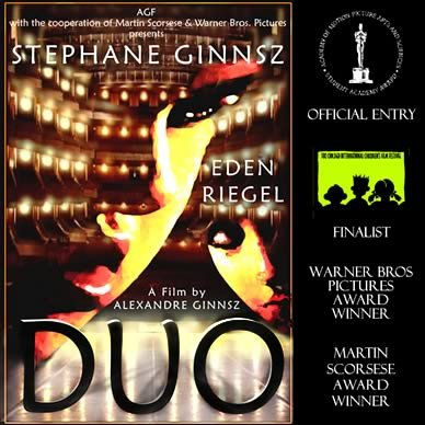 Duo on DVD (movie about boy with Down syndrome)