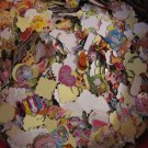 Kawaii 200 rare sticker flakes grab bag grabbie Kamio crux mind wave pool cool q-lia