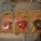 Kawaii San-x Rilakkuma sweets 3D stickers