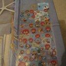 Kawaii San-x Kireizukin Seikatu racoon sticker sheet 1