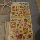 Kawaii San-x Rilakkuma forest sticker sheet 1 just released!
