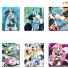 Hatsune Miku Mouse Pads, Set of 6!