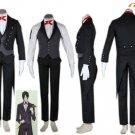 Kuroshitsuji Cosplay Costume, Any Size!
