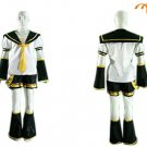 Miku Hatsune Cosplay Costume 1, Any Size!