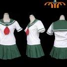 Inuyasha Anime Cosplay Costume, Any Size!