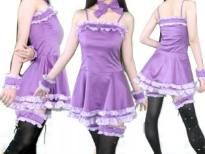 Vampire Knight Yuki Cross Cosplay Costume, Any Size!