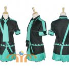 Miku Hatsune Cosplay Costume 8, Any Size!
