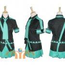 Miku Hatsune Cosplay Costume 8, Any Size!