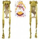 Pretty Soldier Sailormoon ( Sailor Moon ) Wig!
